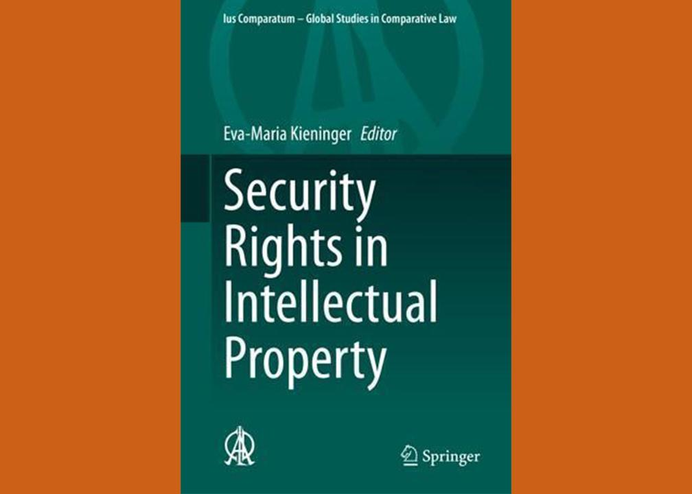 Publication - Security Rights in Intellectual Property